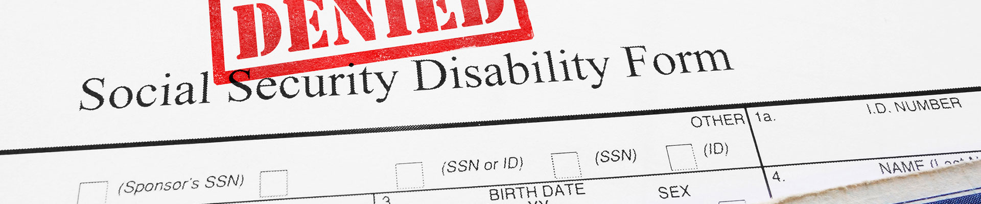 Social Security Disability Lawyers Providence